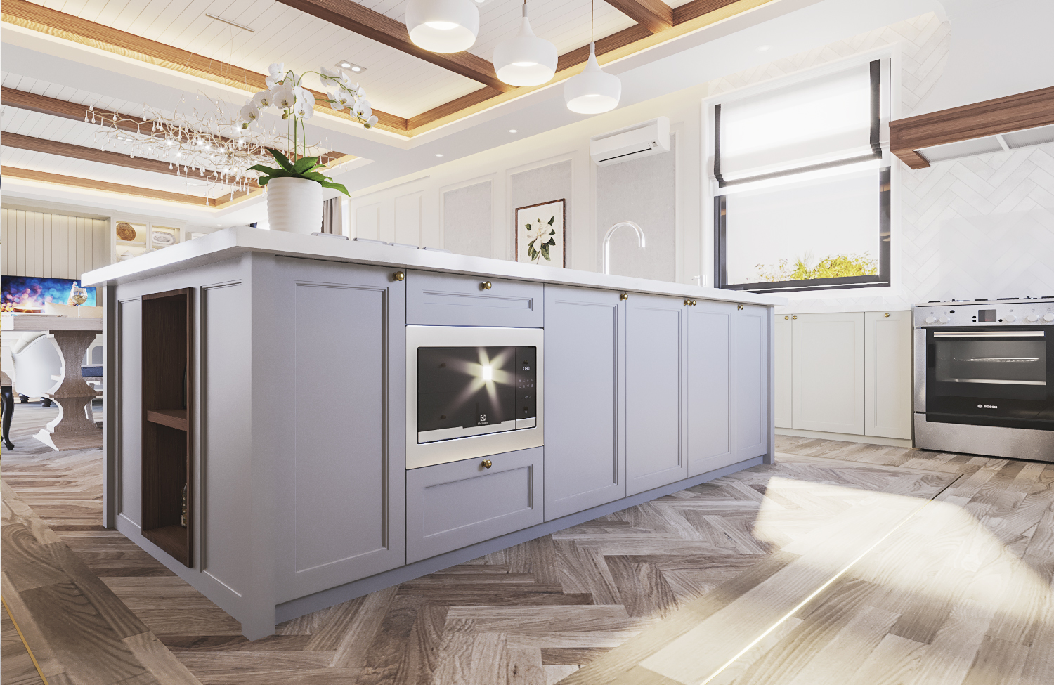 S House - Pantry (Look 1)