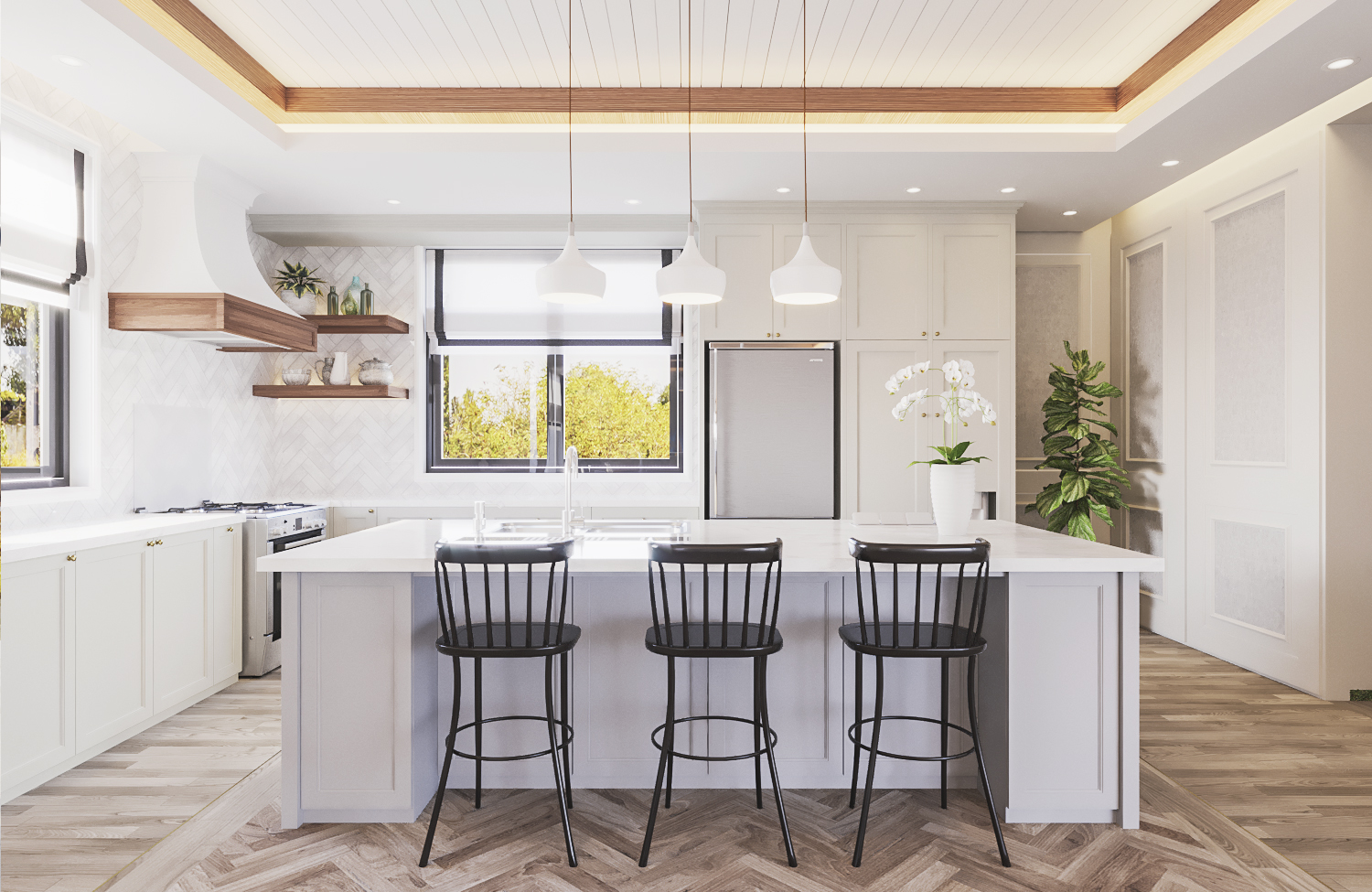 S House - Pantry (Look 2)