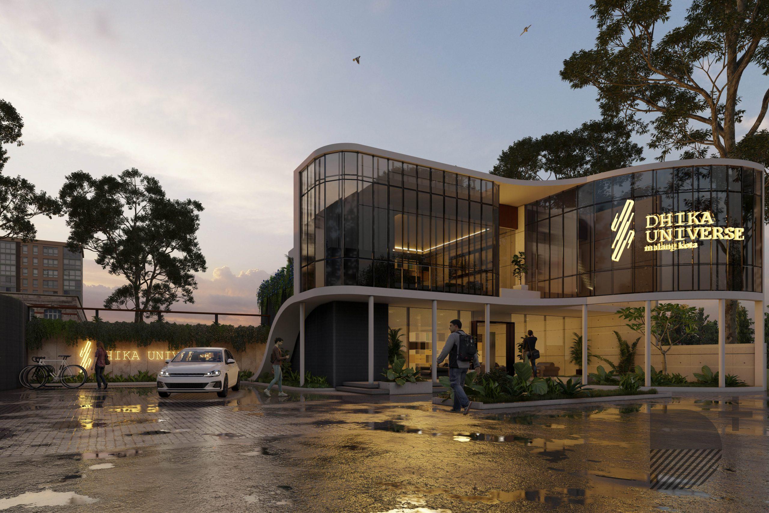 ARS - Dhika Universe Malang (View 2)